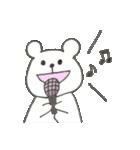 りぼんくま(個別スタンプ:31)