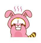 ANIMAL☆ラスカル アニメスタンプ(個別スタンプ:08)