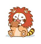 ANIMAL☆ラスカル アニメスタンプ(個別スタンプ:12)
