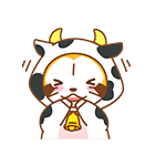 ANIMAL☆ラスカル アニメスタンプ(個別スタンプ:16)