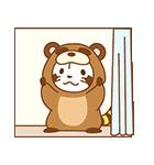 ANIMAL☆ラスカル アニメスタンプ(個別スタンプ:23)