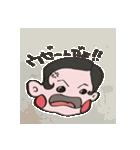 七三分けあかちゃん・ぶーびちゃん(個別スタンプ:05)