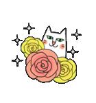 タイツをはいた猫・3~敬語編~(個別スタンプ:08)