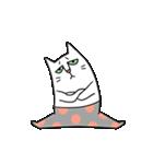 タイツをはいた猫・3~敬語編~(個別スタンプ:13)