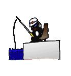 DJ ペンギン part2(個別スタンプ:04)