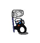 DJ ペンギン part2(個別スタンプ:14)