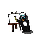 DJ ペンギン part2(個別スタンプ:22)