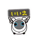 Omnibot OHaNAS (オムニボット オハナス)(個別スタンプ:10)