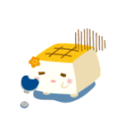 はんなり豆腐スタンプPART2(個別スタンプ:16)