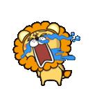 返事に便利なネコライオン 第2弾 感情編(個別スタンプ:19)
