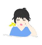 mari&mera pop up sweet love(個別スタンプ:39)