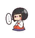 巫女さんコンさん(個別スタンプ:26)