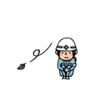 Do your best. 建設業 5(個別スタンプ:22)