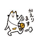 ねこのぽっけ(個別スタンプ:01)