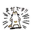 ねこのぽっけ(個別スタンプ:37)