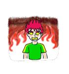 熱血シンドバット(個別スタンプ:02)