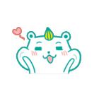 Anna&Bear(個別スタンプ:02)