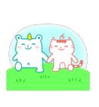 Anna&Bear(個別スタンプ:35)