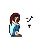 うざい女のスタンプ5(個別スタンプ:02)
