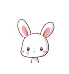 毎日いっしょ☆うさくまのラブスタンプ3(個別スタンプ:35)