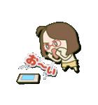 がんばれ眼鏡女子2(個別スタンプ:14)