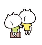 ショーン&ボリー(個別スタンプ:34)