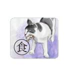 猫のカルタ風(個別スタンプ:26)