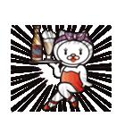 Moo! Moo! & Friends! ゆるゆる天国 ④(個別スタンプ:02)