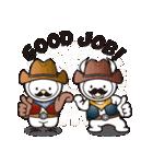 Moo! Moo! & Friends! ゆるゆる天国 ④(個別スタンプ:17)