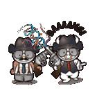 Moo! Moo! & Friends! ゆるゆる天国 ④(個別スタンプ:24)