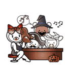 Moo! Moo! & Friends! ゆるゆる天国 ④(個別スタンプ:32)