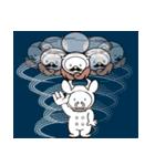 Moo! Moo! & Friends! ゆるゆる天国 ④(個別スタンプ:34)