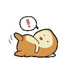 もちふわパンくん(個別スタンプ:02)