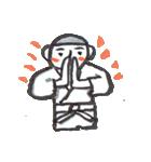 武道を愛する人々(個別スタンプ:01)