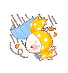もちずきんちゃん4(個別スタンプ:21)