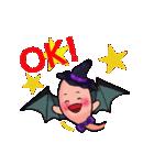 ハロウィン・胃っちゃん(個別スタンプ:01)