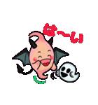 ハロウィン・胃っちゃん(個別スタンプ:02)