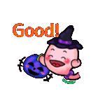 ハロウィン・胃っちゃん(個別スタンプ:06)