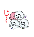 ハロウィン・胃っちゃん(個別スタンプ:34)