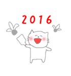 子猫の誕生日&あけおめ&お祝いイベント(個別スタンプ:28)