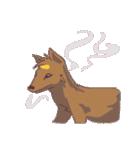 ナルト犬(個別スタンプ:23)