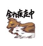 ナルト犬(個別スタンプ:40)