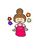 お団子ママの日常生活(個別スタンプ:05)