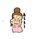 お団子ママの日常生活(個別スタンプ:23)