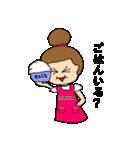 お団子ママの日常生活(個別スタンプ:29)