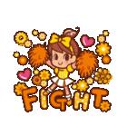 英語でPOP!お花いっぱい日常スタンプ(個別スタンプ:31)
