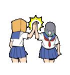 女子高生の青春スタンプ-2限目-(個別スタンプ:23)