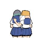 女子高生の青春スタンプ-2限目-(個別スタンプ:31)