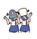 女子高生の青春スタンプ-2限目-(個別スタンプ:38)