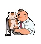 ネコと好男子